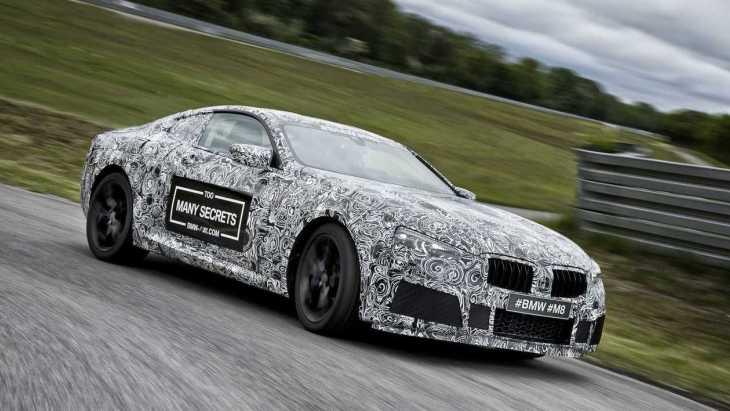 BMW показала новинку на першому відео