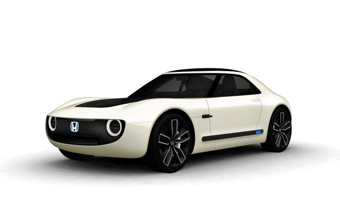 Електричний спорт-кар від Honda: презентація новинки