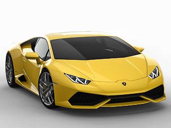 Lamborghini показала наступника Gallardo