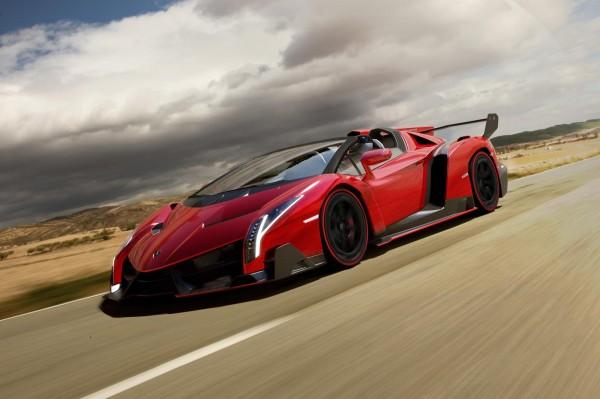 Lamborghini встановлює цінові рекорди
