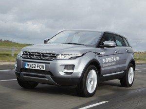 Land Rover отримав 9-тиступеневий