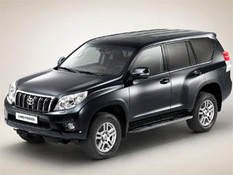 Ціни на новий Toyota Land Cruiser Prado в Україні