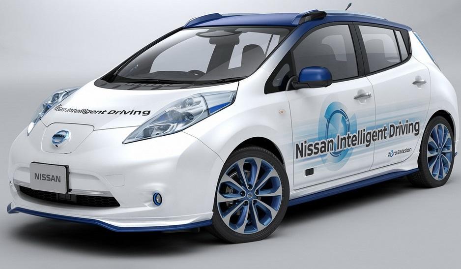 Nissan підтвердив розробку Leaf другого покоління