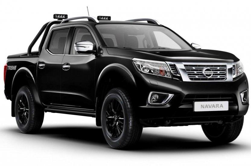 У Nissan підготували особливий Navara Trek-1