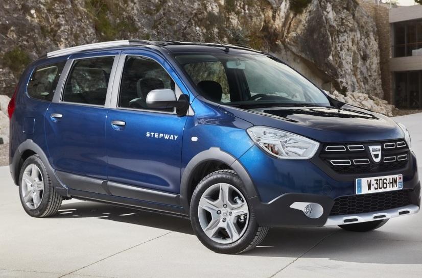 Dacia офіційно представила рестайлінгові Dokker і Lodgy