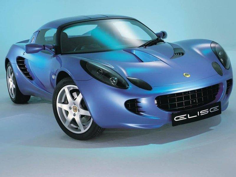 Найзеленіший супер-кар у світі - Lotus Elise
