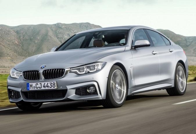 BMW 4-Series: новий електромобіль із запасом ходу 500 кілометрів