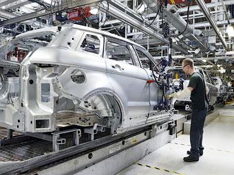Нову модель Land Rover будуть випускати в Саудівській