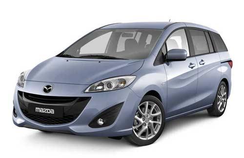 Відбувся офіційний дебют Mazda 5