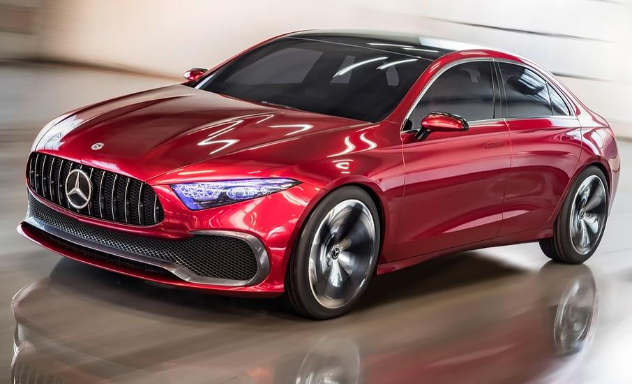 Mercedes показав новий компактний седан A-Class