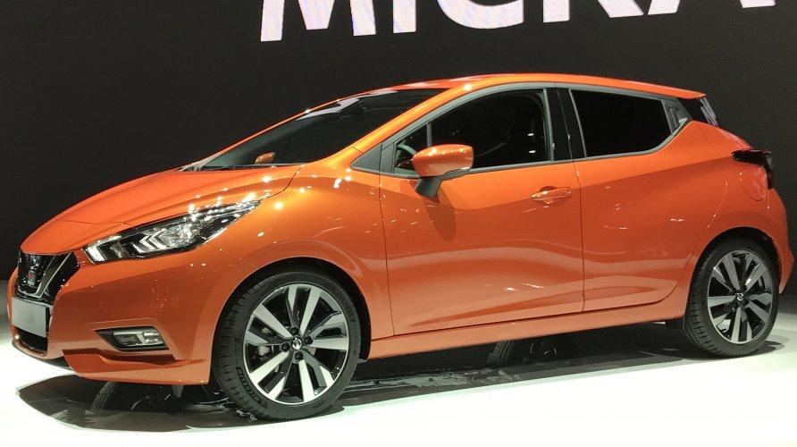 Nissan Micra 2017: оголошено ціни на новий хетчбек