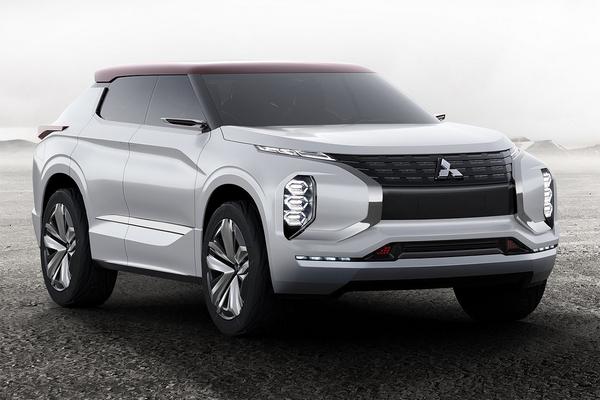 Mitsubishi GT-PHEV: новий електричний кроссовер