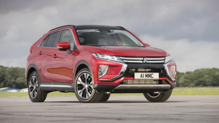 Mitsubishi Eclipse Cross: названо ціни на новий кросовер