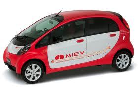 Дебют європейського Mitsubishi i-MiEV