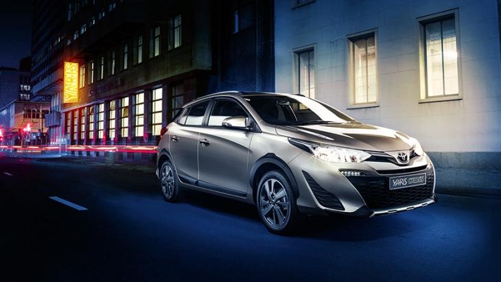 Toyota презентувала новий «кросовер» Yaris Cross