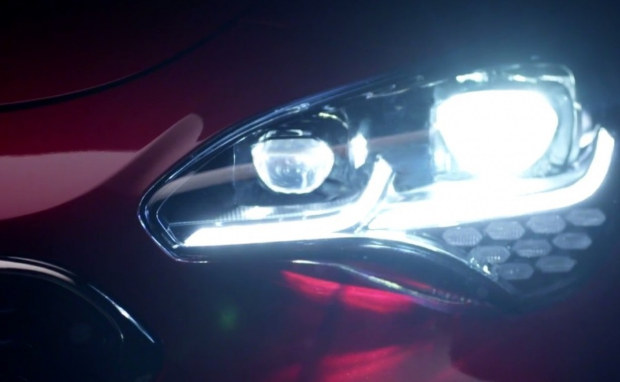 Опубліковано фінальний відеотізер найшвидшої моделі KIA