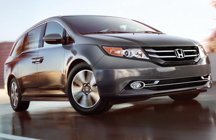 Названі ціни Honda Odyssey 2017 модельного року