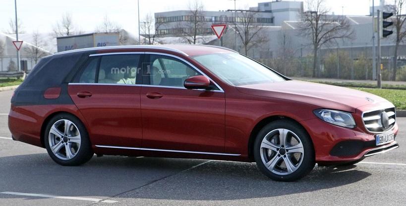 Mercedes E-Class: інформація про новинку