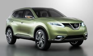 Новий Nissan Rouge побачимо в 2013 році