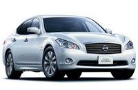Nissan повідомив ціну гібридного седана Fuga