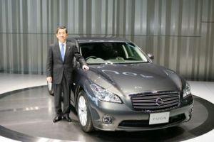 У Японії почалися продажі нового покоління Nissan Fuga