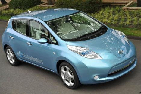Перший в світі масовий електромобіль вже можна замовляти