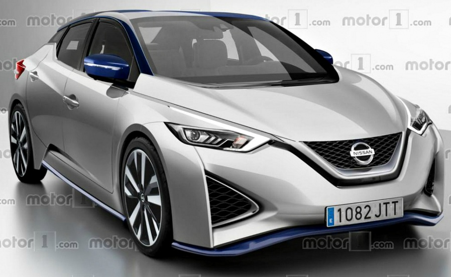 Nissan Leaf 2: перше зображення електрокара