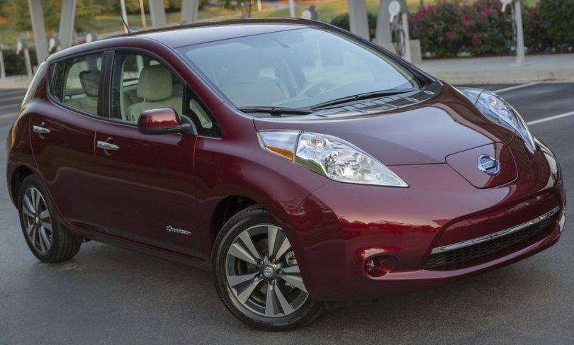 Електромобіль Nissan Leaf отримав потужнішу акумуляторну батарею