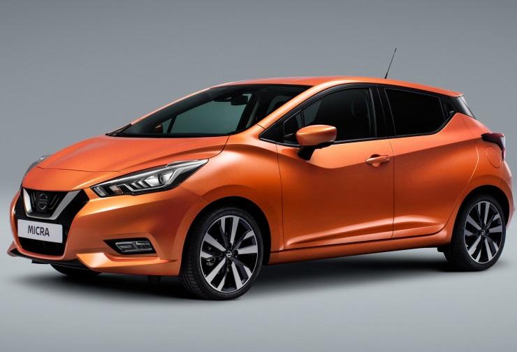 Nissan Micra 2017: нове покоління виходить на ринок