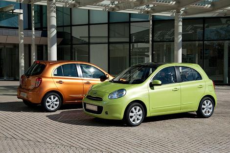 У Женеві Nissan показав нову