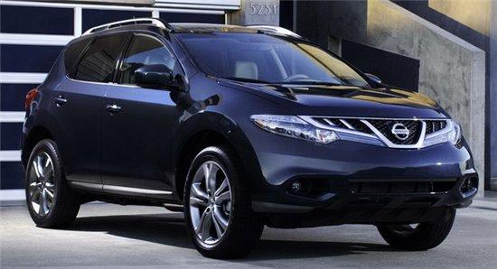 Ціна на Nissan Murano 2011 вже відома