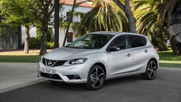 Nissan показав новий хетчбек Tiida