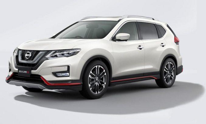 Nissan X-Trail став більш
