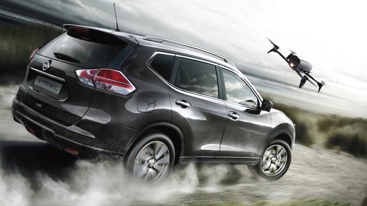 Nissan X-Trail: несподіване оновлення кросовера