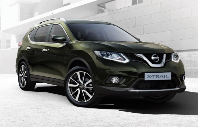 Nissan X-Trail 2017: оголошено ціни дизельного кроссовера