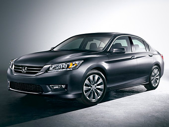 Новий Honda Accord розсекречено