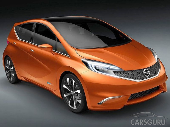 Продажі нового Nissan Note стартують 3 вересня