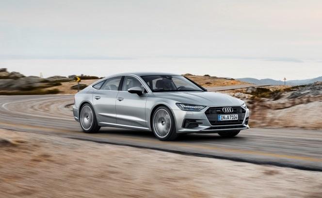 Audi везе в Детройт новий A7 Sportback