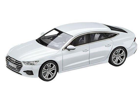 Новий Audi A7 розсекречено