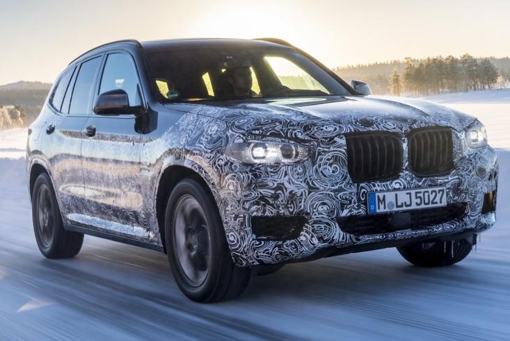 Новий BMW X3 2018 показали на офіційних фото і відео