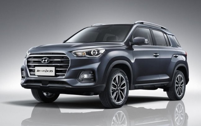 Новий Hyundai ix35 надійшов у продаж