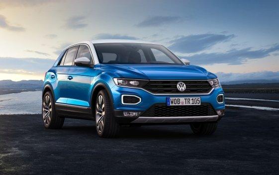 Volkswagen T-Roc: початок продажів нового кросовера