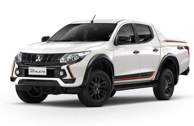Новий Mitsubishi L200 показали офіційно