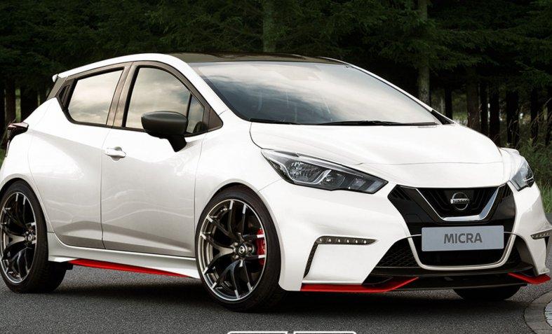 Новий Nissan Micra обладнали потужним двигуном