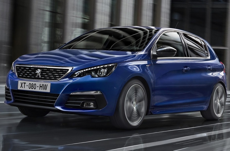 Новий Peugeot 308 2018 року: офіційні зображення