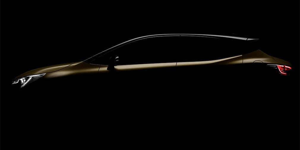 Toyota анонсувала прем'єру нового Auris