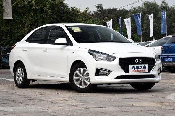 Hyundai починає продажі бюджетного седана Reina