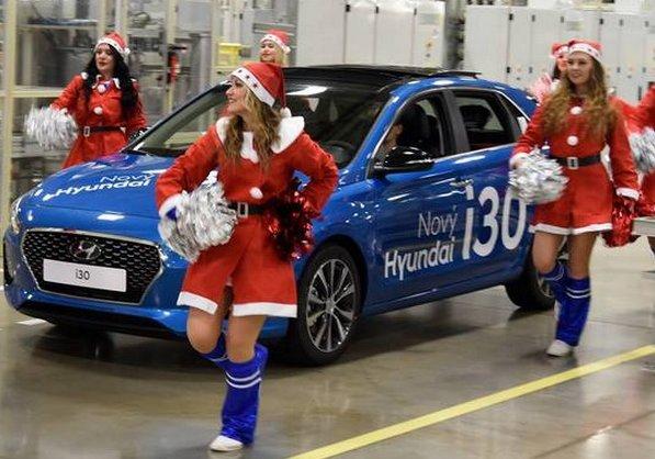 Стартувало виробництво Hyundai i30 2017