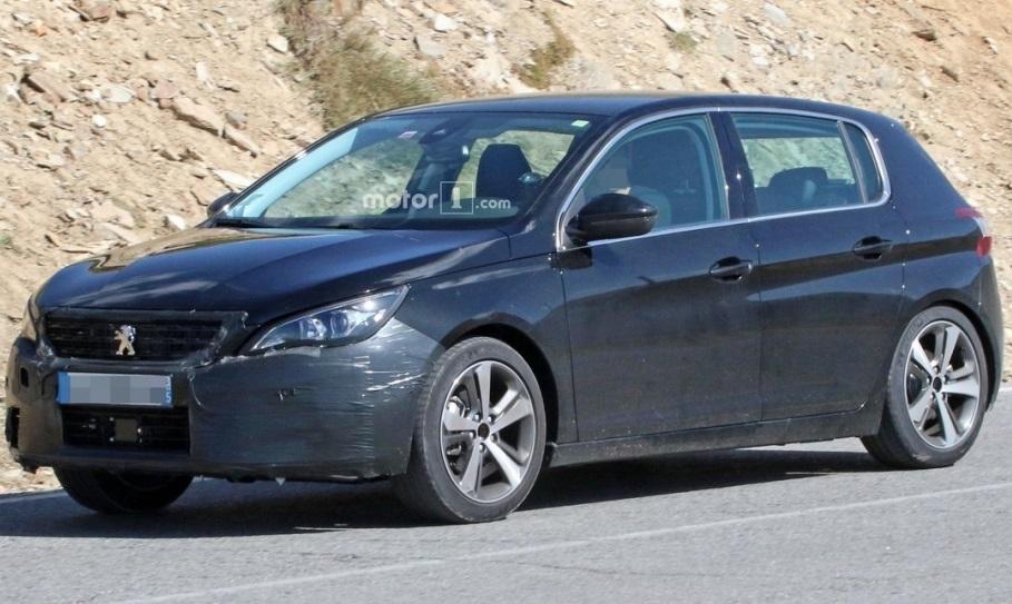 Peugeot 308: автомобіль змінює дизайн