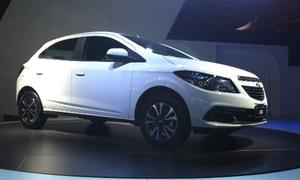 Chevrolet представив субкомпакт Onix